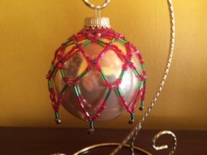 ornament cover netted