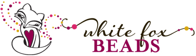 white fox bead studio