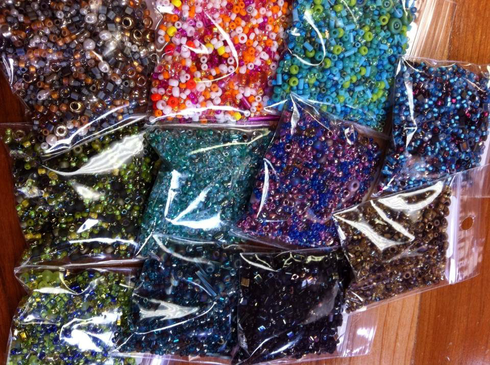 How to Make Your Own Bead Mixes