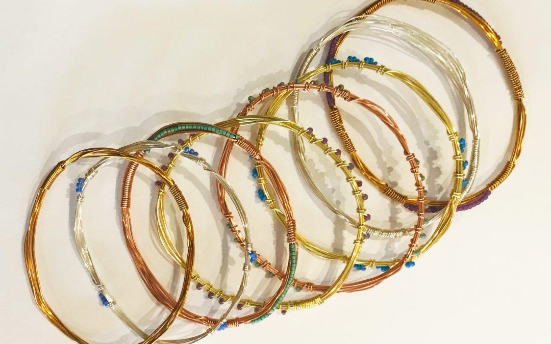 Multi-Bangles with Melody MacDuffee