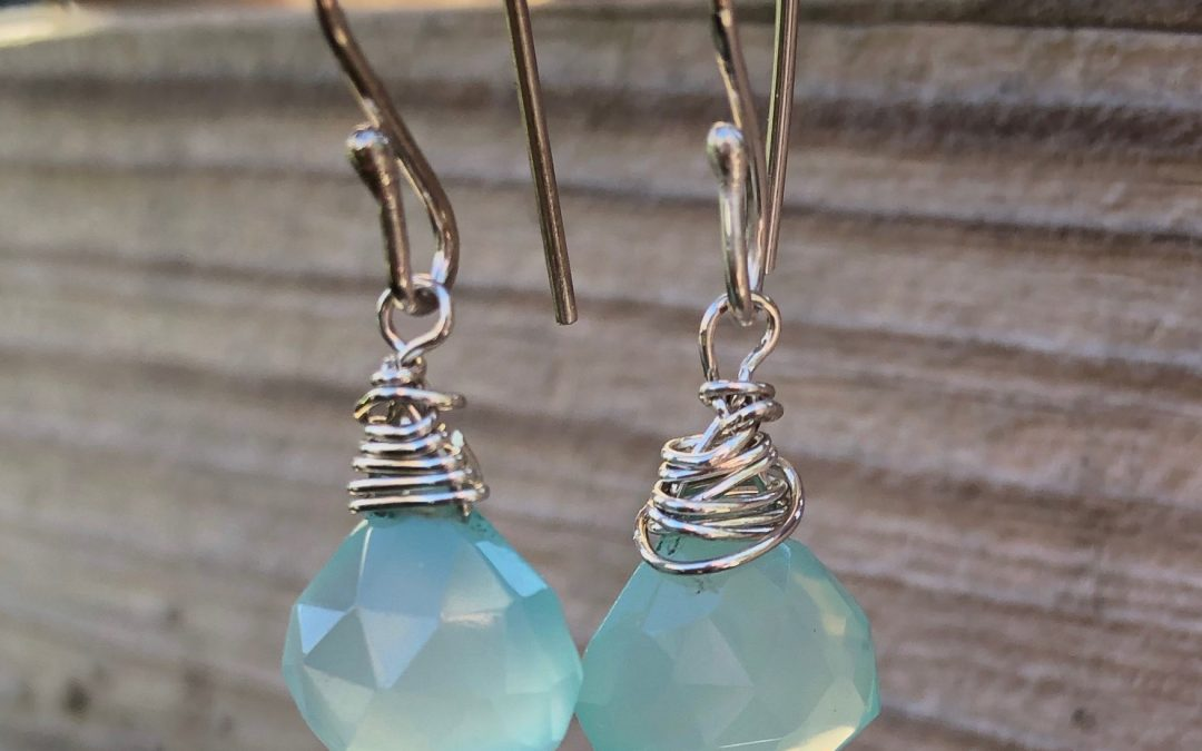 Uplevel Your Earrings: Briolette Wraps
